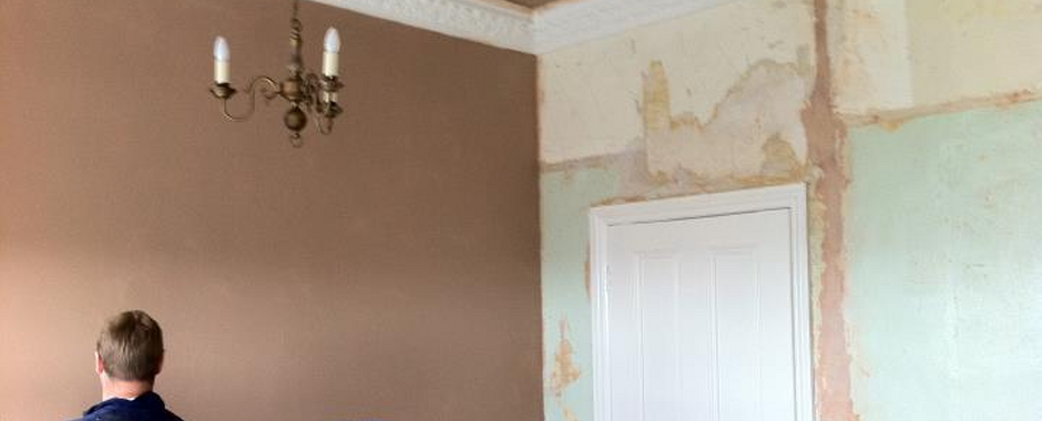 Plastering in Exeter
